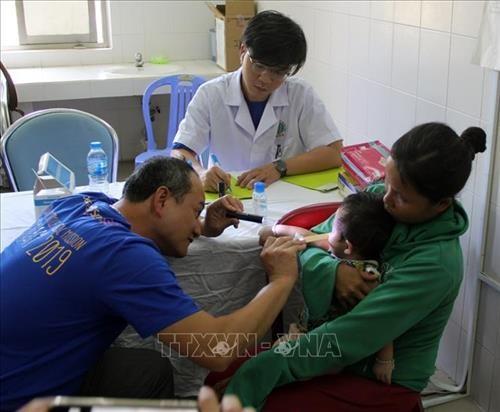 Ada lebih dari 200 anak yang mendapat skrining dan operasi celah bibir dan palatum tanpa dipungut biaya - ảnh 1