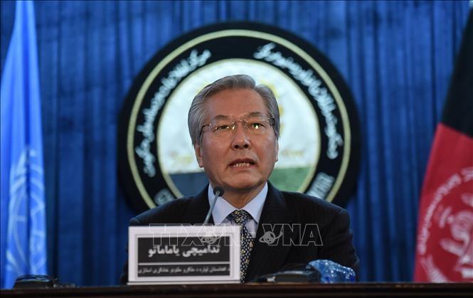 PBB mengimbau kepada para pihak di Afghanistan supaya melakukan dialog untuk menghentikan bentrokan - ảnh 1