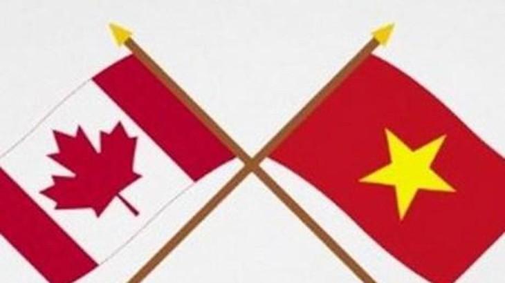 Kalangan pejabat dan sarjana Kanada percaya pada prospek kerjasama dengan Vietnam - ảnh 1