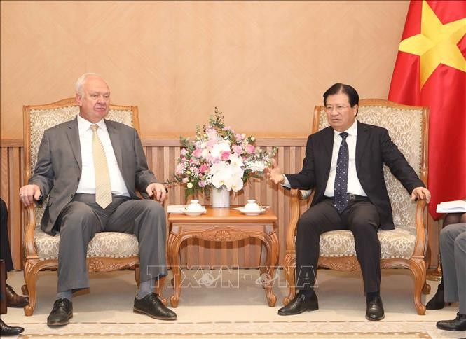 Memacu Kerjasama Antara Badan Usaha Vietnam-Rusia - ảnh 1