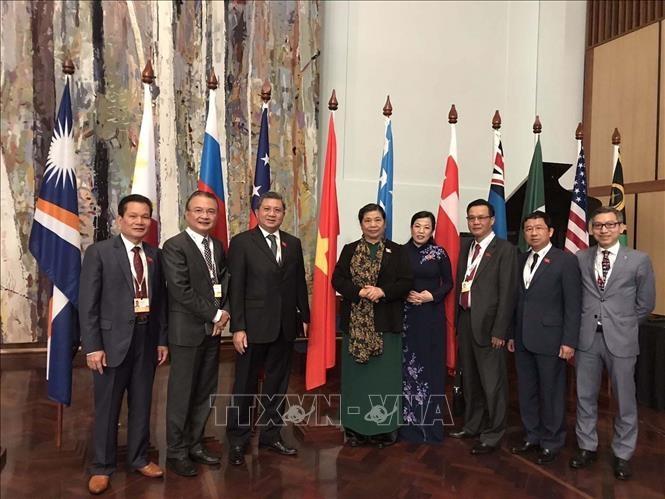 Vietnam Menghadiri Konferensi Forum Parlemen Asia-Pasifik - ảnh 1