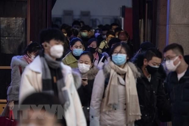 Wabah radang paru-paru akibat Virus Corona: WHO mencemaskan penularan dari manusia ke manusia di luar Tiongkok - ảnh 1