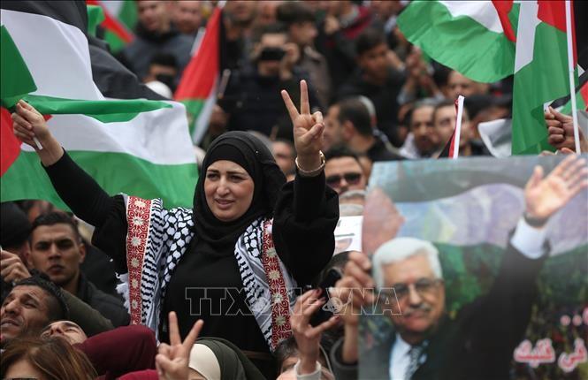 Banyak negara anggota tetap DK PBB tidak menyetujui Rencana Perdamaian Timur Tengah dari AS - ảnh 1