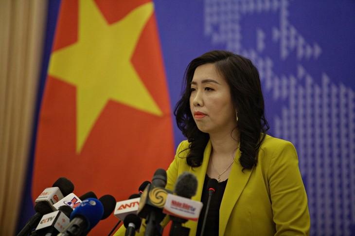 Perlindungan warga negara di kawasan terdampak wabah merupakan satu prioritas papan atas Vietnam - ảnh 1