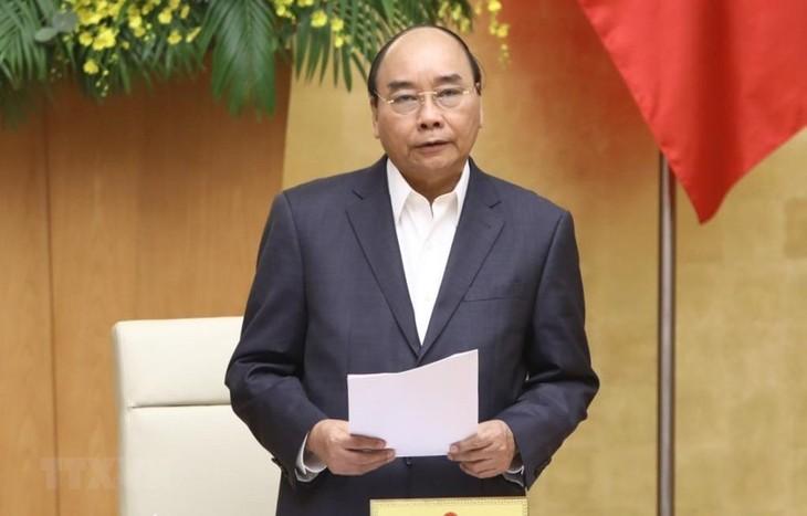 PM Vietnam mengumumkan wabah Covid-19 di seluruh negeri - ảnh 1
