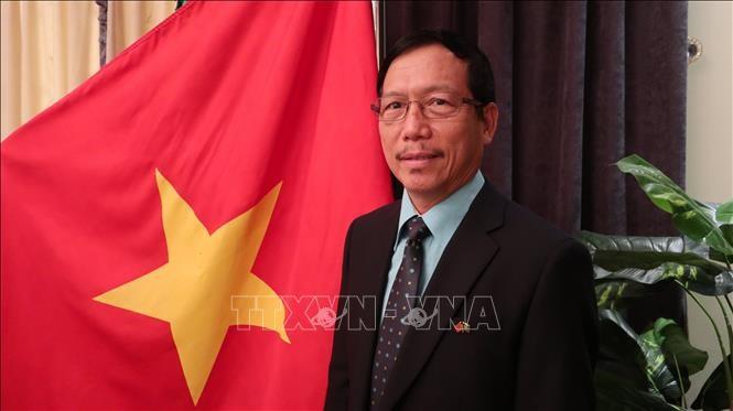 Kedutaan Besar Vietnam di Arab Saudi merekomendasikan komunitas orang Vietnam tentang penanganan  wabah - ảnh 1