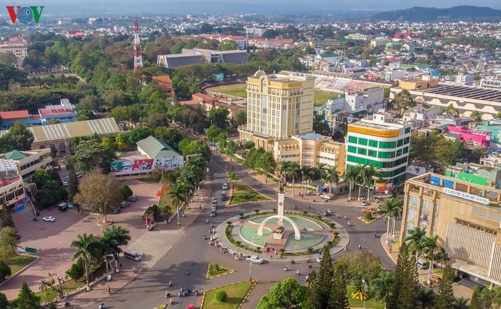 Kota Buon Ma Thuot –  pusatnya  daerah Tay Nguyen - ảnh 2