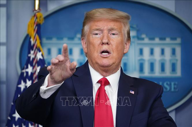 Jajak pendapat opini umum AS: Presiden Donald Trump menerima kepercayaan tinggi rekor - ảnh 1