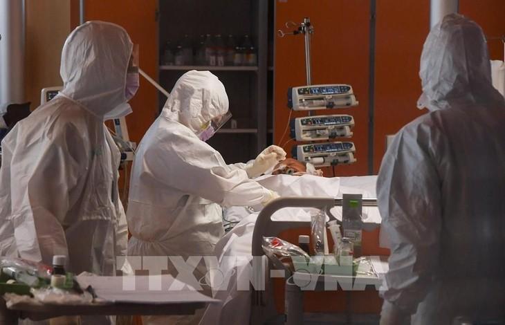 Pengujian vaksin antiCovid-19 oleh Italia memberikan hasil yang menggembirakan - ảnh 1