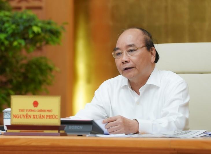 Mulai dari tanggal 23 April, Vietnam pada pokoknya akan menghentikan pembatasan sosial - ảnh 1