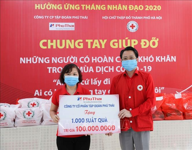 Bulan Kemanusiaan tahun 2020: Menuju ke perawatan kesehatan komunitas - ảnh 1