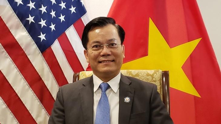 Vietnam dan AS memperkuat kerjasama pertanian dalam situasi baru - ảnh 1