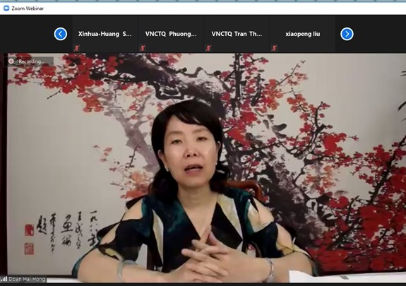 Mendorong hubungan perdagangan Vietnam-Tiongkok - ảnh 1