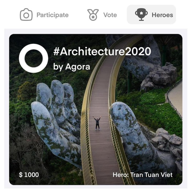 Jembatan Vang (Vietnam) terus lolos masuk ke dalam daftar jembatan-jembatan yang spektakuler di dunia - ảnh 2