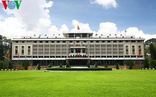 Mengunjungi alamat-alamat merah di Kota Ho Chi Minh - ảnh 1