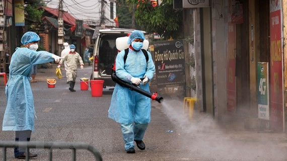 Vietnam tidak mencatat kasus baru terpapar Covid-19 - ảnh 1