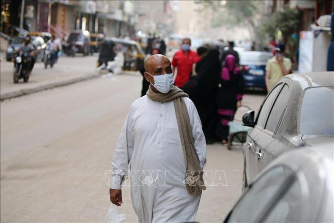 Mesir memperkuat keamanan pada Hari Raya Idul Fitri - ảnh 1