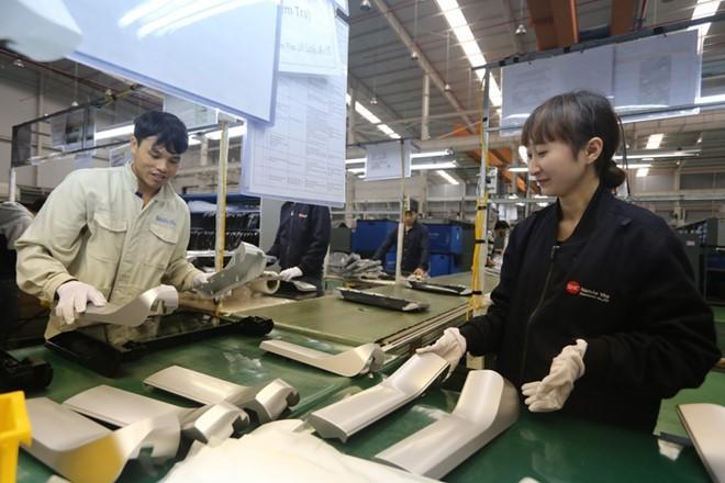 Modal FDI di Vietnam mencapai hampir 13,9 miliar USD dalam waktu 5 bulan terakhir - ảnh 1