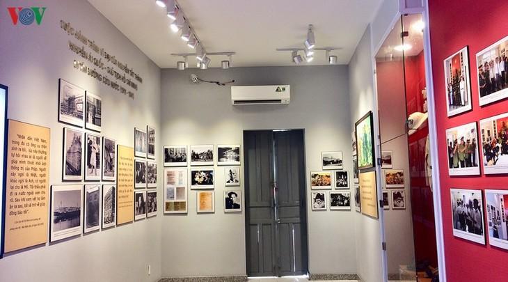 Rumah menyimpan bekas yang ditinggalkan Presiden Ho Chi Minh di Kota Ho Chi Minh - ảnh 2
