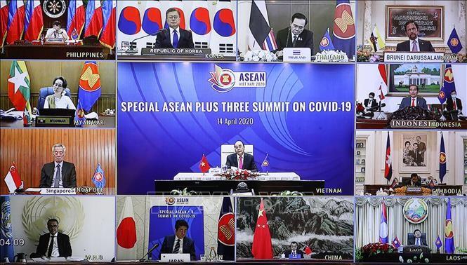 Koran Jepang menilai tantangan dan kesempatan Vietnam dalam tahun Keketuaan ASEAN 2020 - ảnh 1