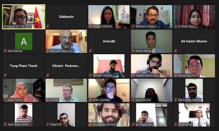 Dialog Pemuda ASEAN – India: Melakukan konektivitas untuk mengatasi tantangan - ảnh 1