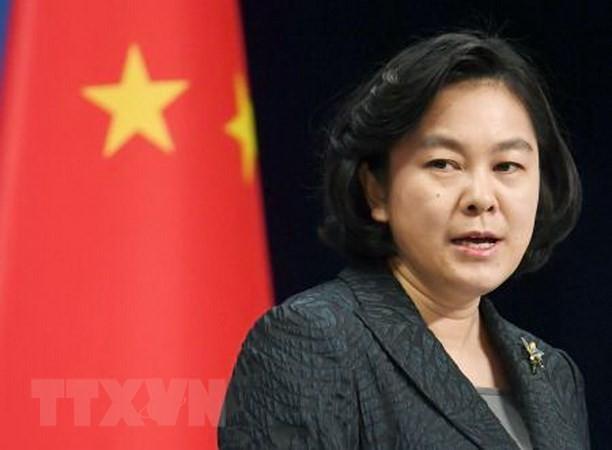 Tiongkok menegaskan kembali tidak ikut serta dalam perundingan tentang pengontrolan senjata trilateral dengan AS dan Rusia - ảnh 1