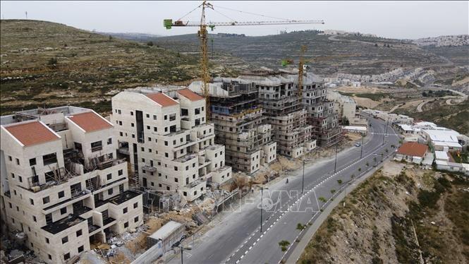 Palestina meminta kepada PBB supaya membahas rencana penggabungan Tepi Barat oleh Israel - ảnh 1