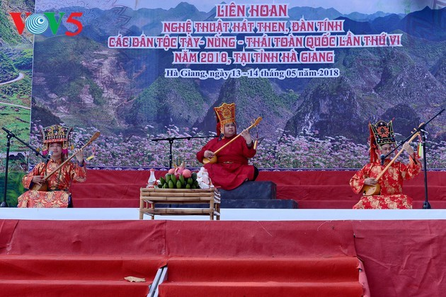 Tiga Pusaka Non-Benda yang Diakui UNESCO Berskala Paling Besar di Vietnam - ảnh 1