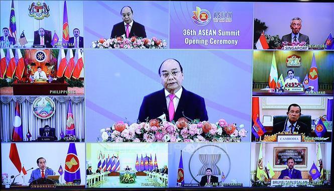 ASEAN 2020: Negara-negara ASEAN percaya pada kemampuan diplomatik Vietnam - ảnh 1