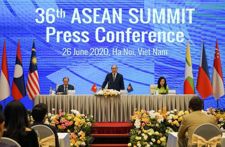 ASEAN menegaskan sentralitas dalam satu dunia dengan banyak gejolak - ảnh 1