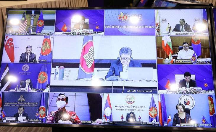 ASEAN menegaskan sentralitas dalam satu dunia dengan banyak gejolak - ảnh 2
