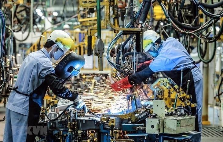 Perusahaan Konsultasi McKinsey memberikan penilaian tentang kemampuan Vietnam dalam memulihkan ekonomi - ảnh 1
