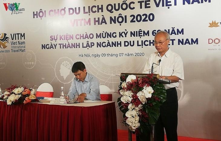 VITM Hanoi 2020: Pariwisata Vietnam menuju ke masa depan - ảnh 1