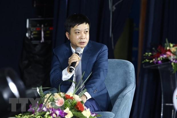 Mengusahakan solusi transformasi digital demi Vietnam yang kuat dan sejahtera - ảnh 1