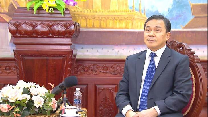 Vietnam berupaya demi tujuan bersama dalam menghadapi situasi di kawasan dan di dunia - ảnh 1