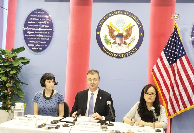 Dua puluh lima tahun hubungan Vietnam – AS: Kesan-kesan kerja sama - ảnh 2