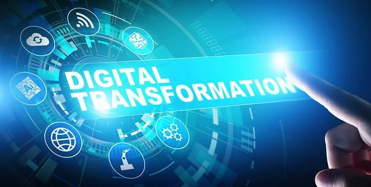 Mempercepat transformasi digital – titik cerah Vietnam di awal tahun 2020 - ảnh 1