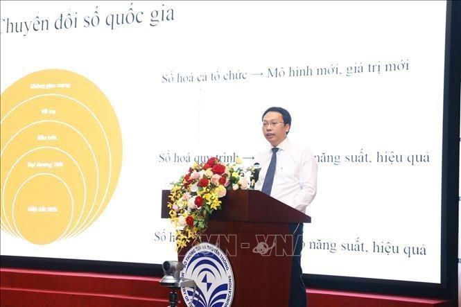 Mempercepat transformasi digital – titik cerah Vietnam di awal tahun 2020 - ảnh 2