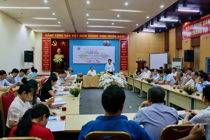 Berfokus menggelar Rencana umum pelaksanaan Strategi Laut Vietnam - ảnh 1
