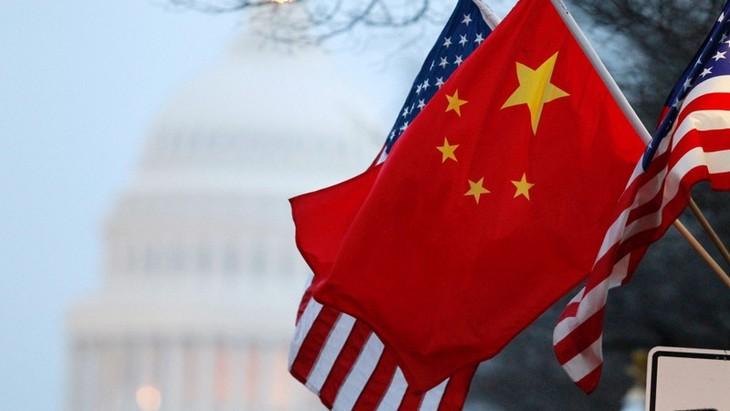 Keterlibatan-keterlibatan ketika hubungan AS-Tiongkok menjadi tegang - ảnh 1
