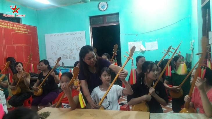 Seniwati Unggul Ha Mai Ven – Burung Lark dari Provinsi Lang Son - ảnh 2