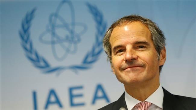 Direktur Jenderal IAEA mengunjungi Iran di tengah situasi ketegangan antara AS dan Iran - ảnh 1