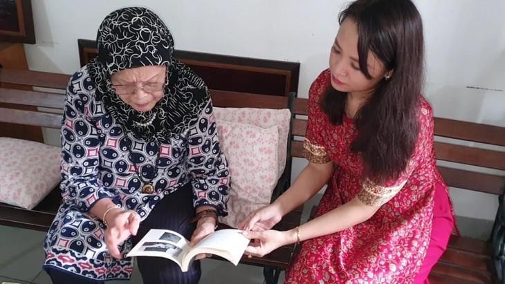 Memori Istri Mantan Diplomat Indonesia yang Pernah Tinggal di Vietnam pada Zaman Perang - ảnh 1