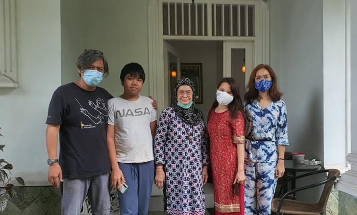 Memori Istri Mantan Diplomat Indonesia yang Pernah Tinggal di Vietnam pada Zaman Perang - ảnh 3