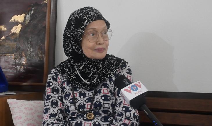 Memori Istri Mantan Diplomat Indonesia yang Pernah Tinggal di Vietnam pada Zaman Perang - ảnh 2