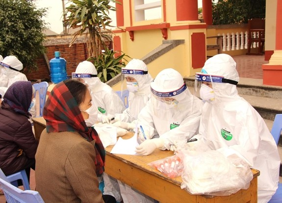 Vietnam Catat 14 Kasus Infeksi Baru Covid-19 Transmisi Lokal - ảnh 1