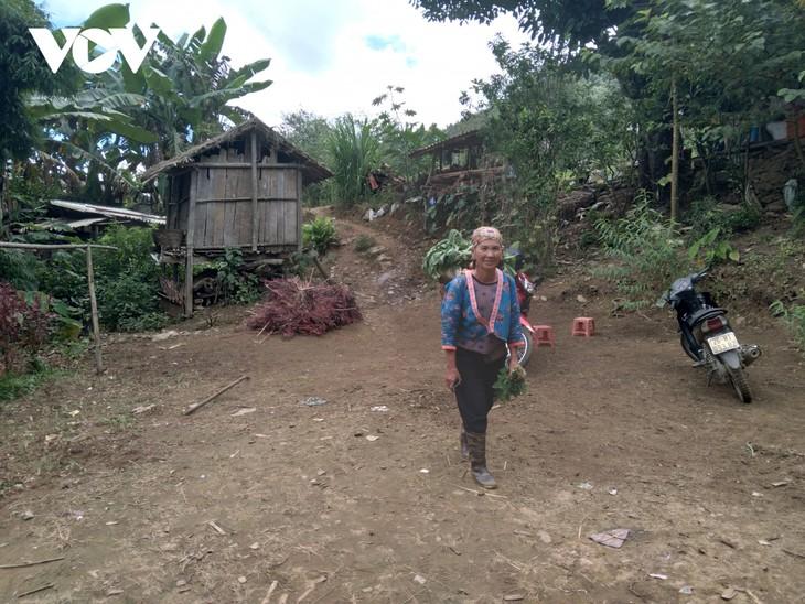Lù Cở, Perkakas yang Berkaitan dengan Kehidupan Warga Etnis Minoritas Mong di Provinsi Son La - ảnh 2