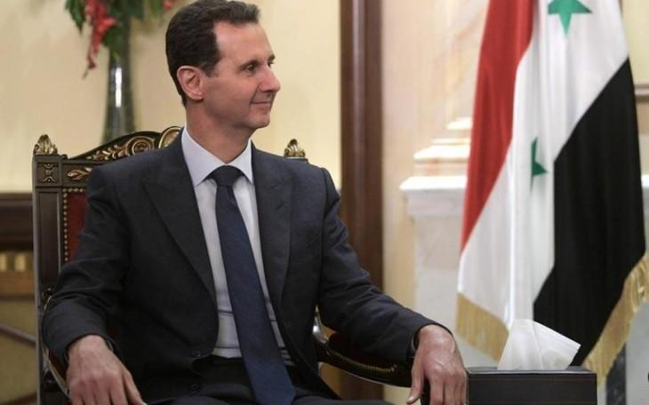 Raja Jordania dan Presiden Suriah Lakukan Pembicaraan Telepon Pertama Setelah Masa 10 Tahun - ảnh 1