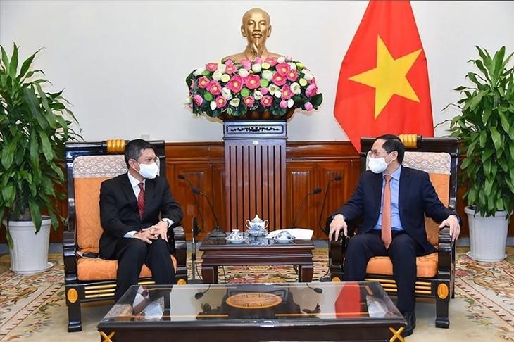 Cepat Bawa Nilai Perdagangan Bilateral Vietnam – Indonesia Capai 10 Miliar USD - ảnh 1