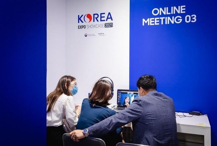 Peluang Pertukaran Dagang Baru dengan Badan Usaha Republik Korea - ảnh 1